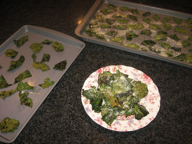 Cooking with/Broccoli leaves3